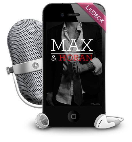 Max och horan ljudbok