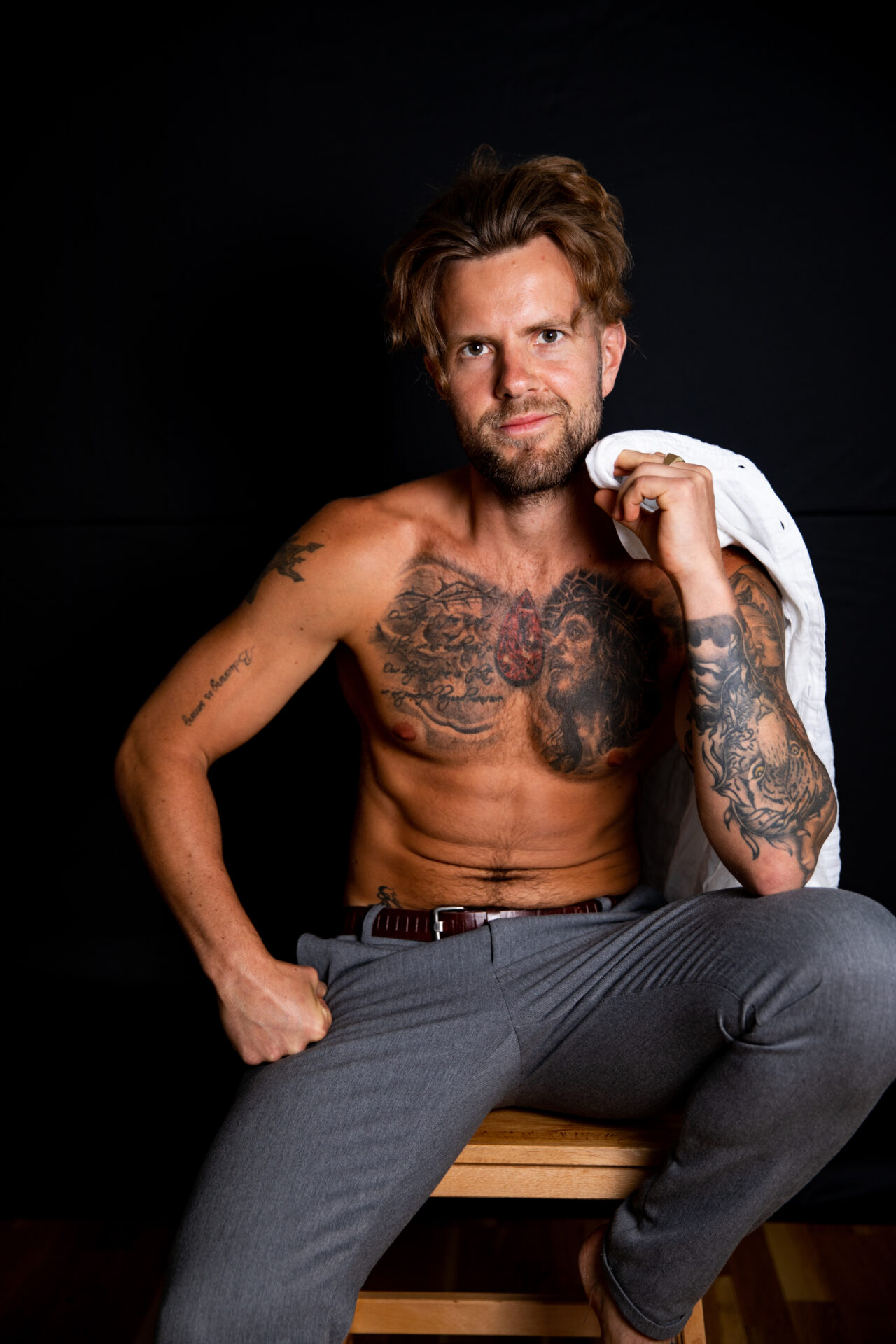 Tomas Öberg författare