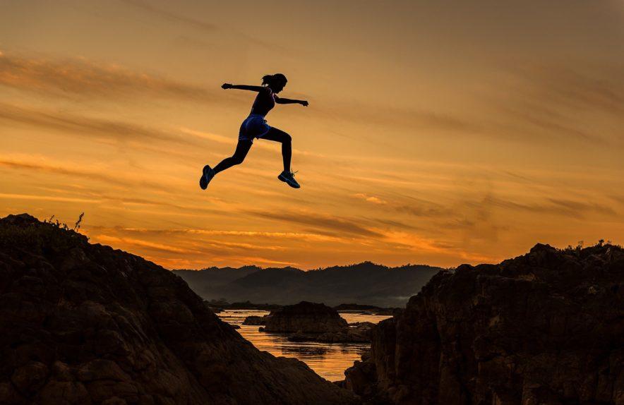 Ambition är en nyckelingrediens för framgång