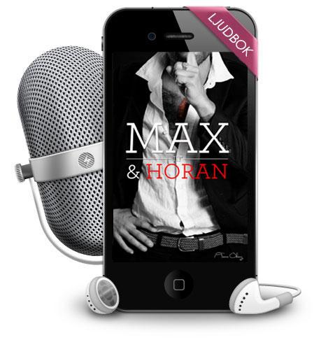 Max och horan del 3 ljudbok