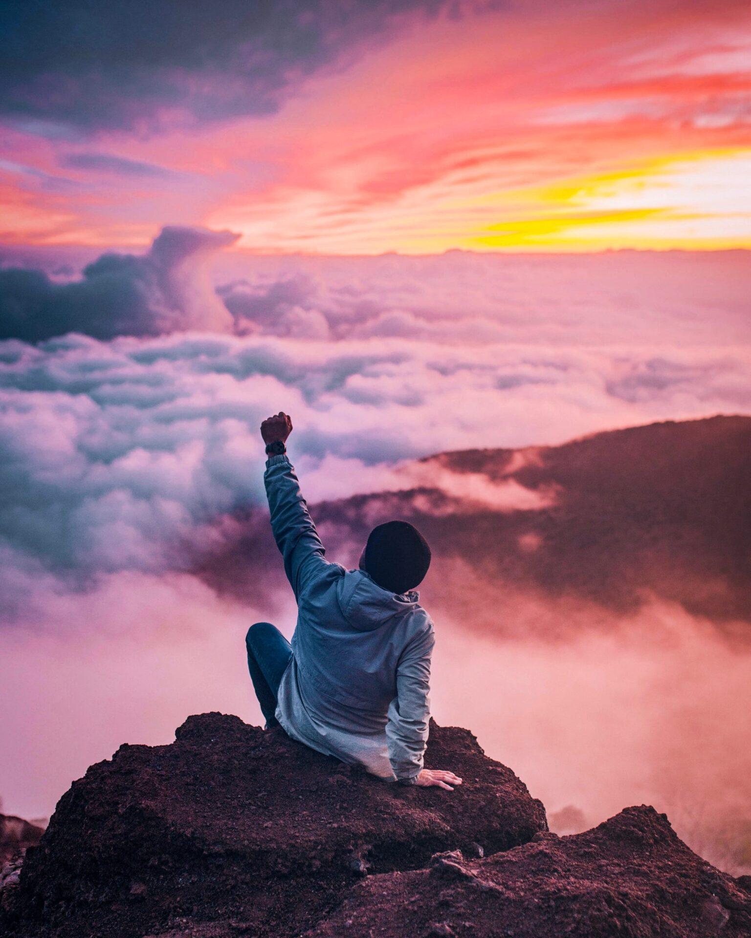 Välj det svåra för att känna dig nöjd över dig själv
