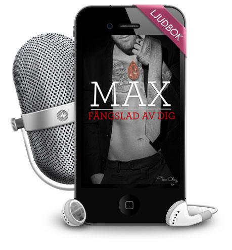 Max, fängslad av dig ljudbok
