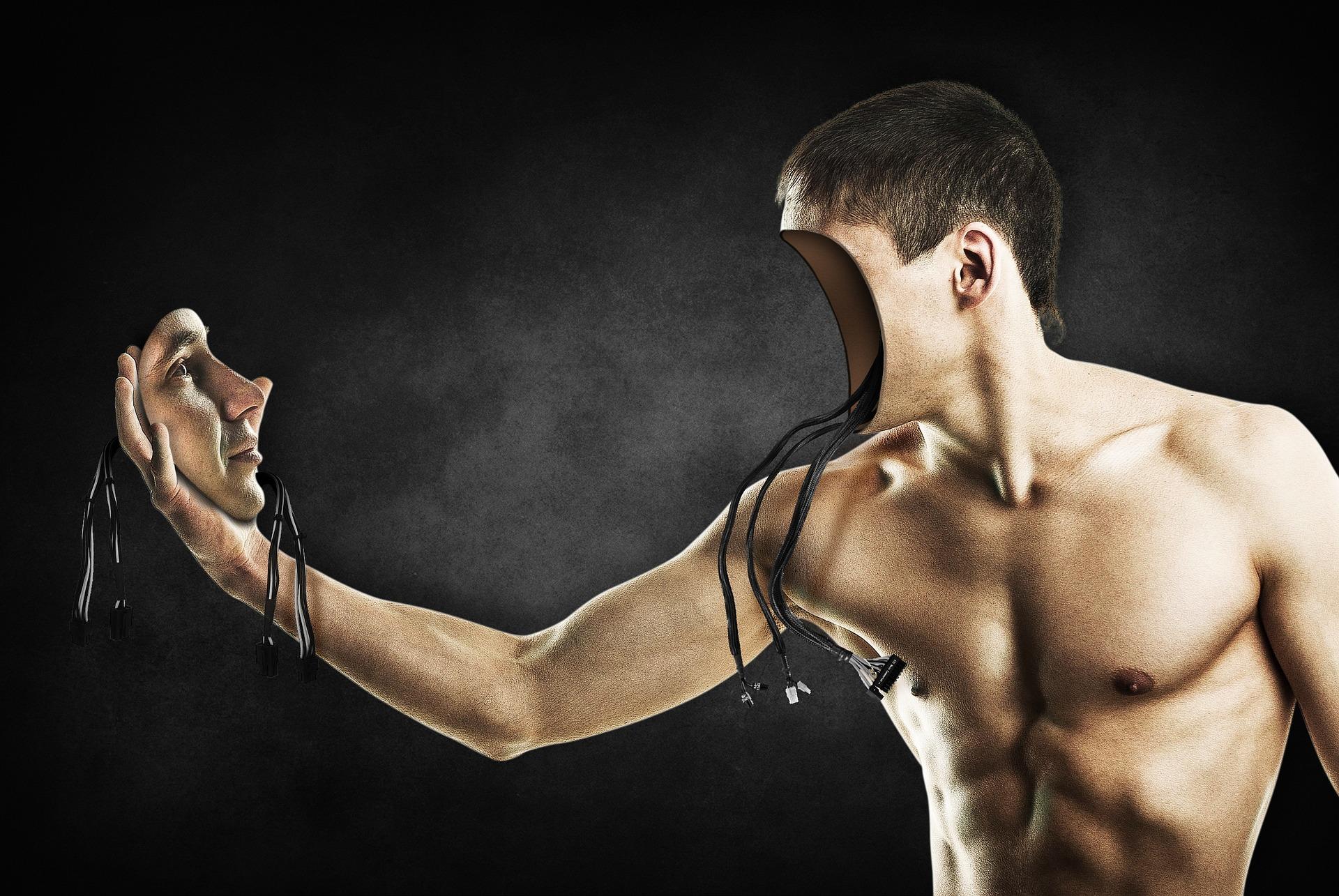Att kunna fokusera handlar oftast om att kunna klippa navelsträngen till tekniken.