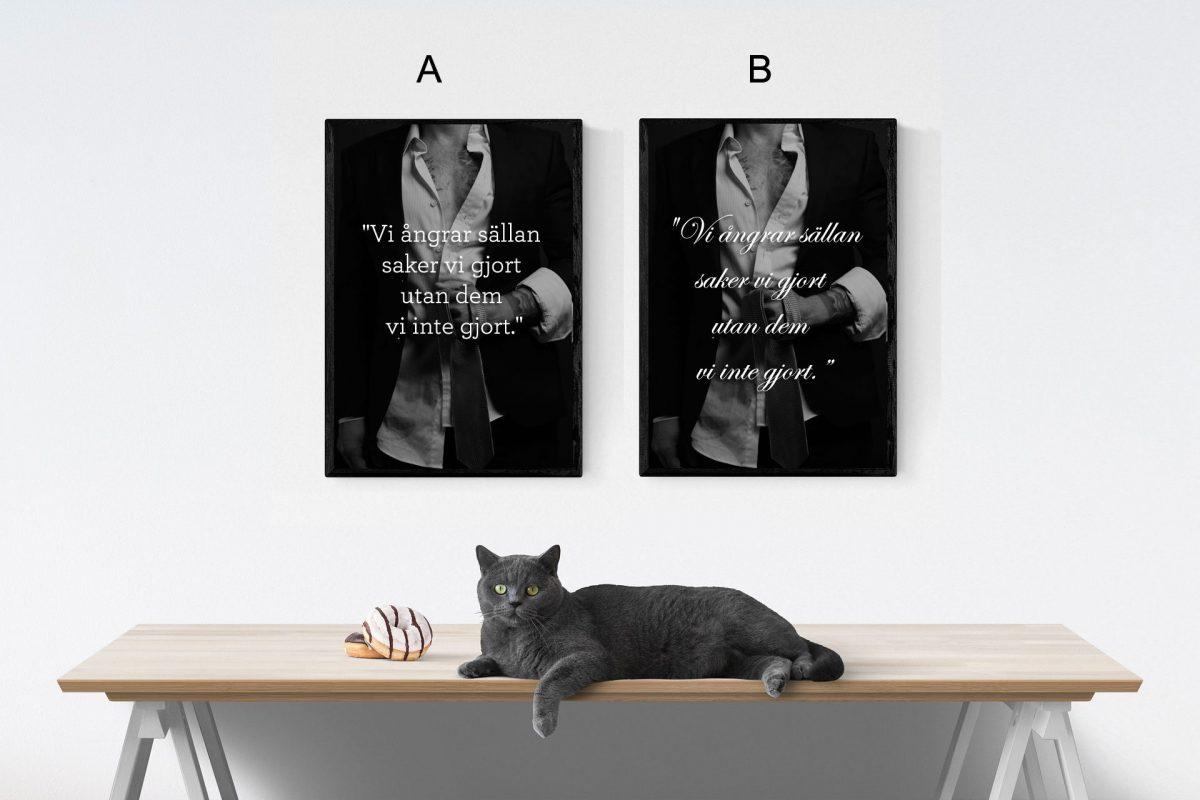 Max och horan affischer