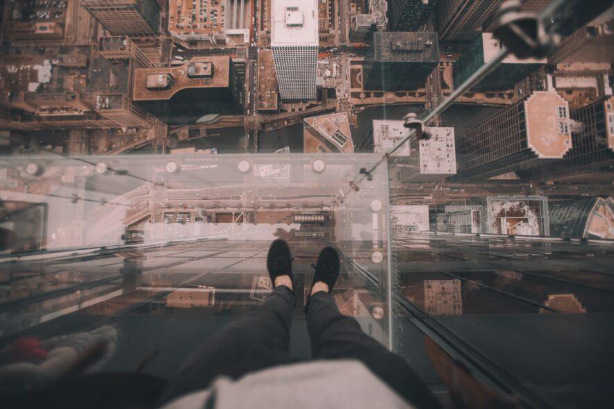 Paradoxen av rädsla