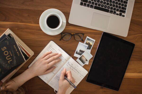 Hur skrivande läker trauman och förbättrar psykisk hälsa